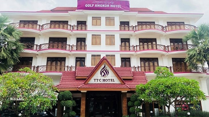 TTC Hotel Angkor